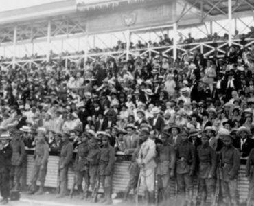 Primeras Olimpiadas Nacionales en Cali – 1928
